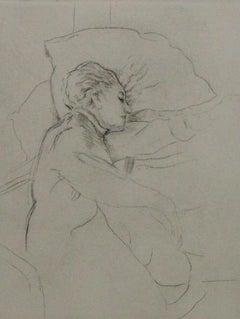 Sleeping Woman by Priscilla Treacy