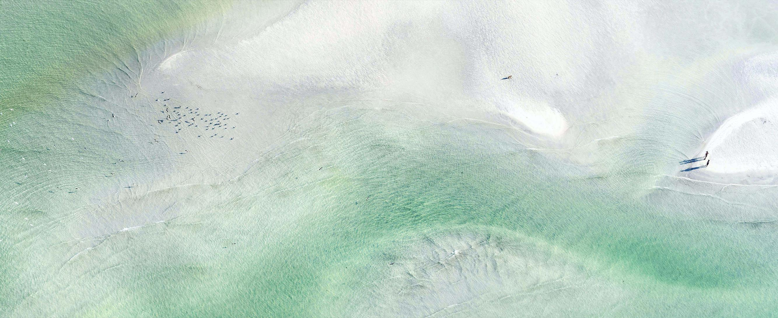 """Stormy Love (Panoramic),"" Key West, Florida"