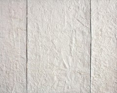 'Pearl Wall Two', Handmade paper on canvas