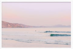 Powder Pink Surf - color photography