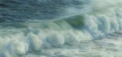 """""""Ocean II,"""" Coastal Oil Painting"""