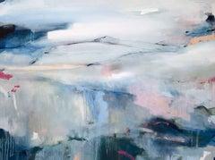 """Windward,"" Abstract Painting"