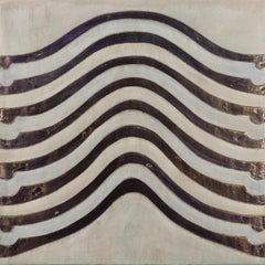 EARTHWORKS #1 - curvilinear abstract art