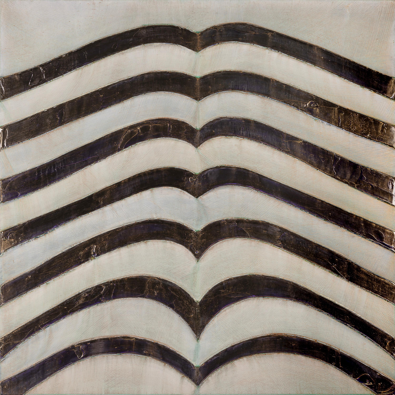 EARTHWORKS #3 - curvilinear abstract art