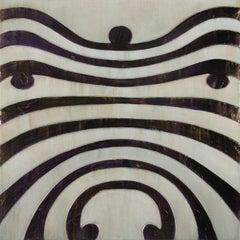 EARTHWORKS #4 - curvilinear abstract art