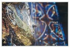 MUSEUM STUDIES SERIES - SAINT YRIEIX WITH WINDOW (MET) - hyperrealistic painting