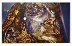 MUSEUM STUDIES SERIES - SAINT YRIEIX (MET, 1220) - hyperrealistic painting