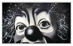 MUSEUM STUDIES SERIES - SANS TITRE CLOWN - AFTER BELIN - hyperrealistic painting