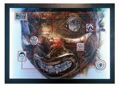 MUSEUM STUDIES SERIES - EXOTIC VISIONS (MET) - hyperrealistic painting
