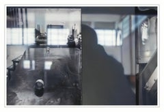 REFLECTIONS ON BEUYS #11 - ARENA: BEUYS TABLE (DIA) - hyperrealistic painting