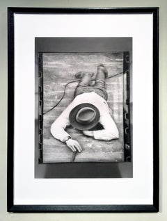 REFLECTIONS ON BEUYS #2 - ARENA: ON FLOOR (DIA) - hyperrealistic painting