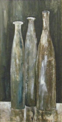 Untitled Still Life with Bottles