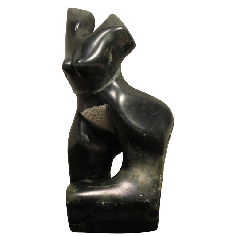 Goncalvez Abstract Sculpture - Women's Torso