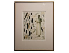 """""""Charioteer and Time"""" Roman Themed Print from the Delphi Series"""