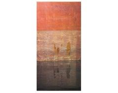 """Solar Bay II"" Abstract Silk Photo Print"