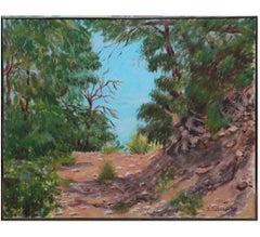 """Landscape Up There"" Naturalistic Landscape Painting"