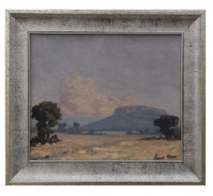 Naturalistic South African Landscape Painting