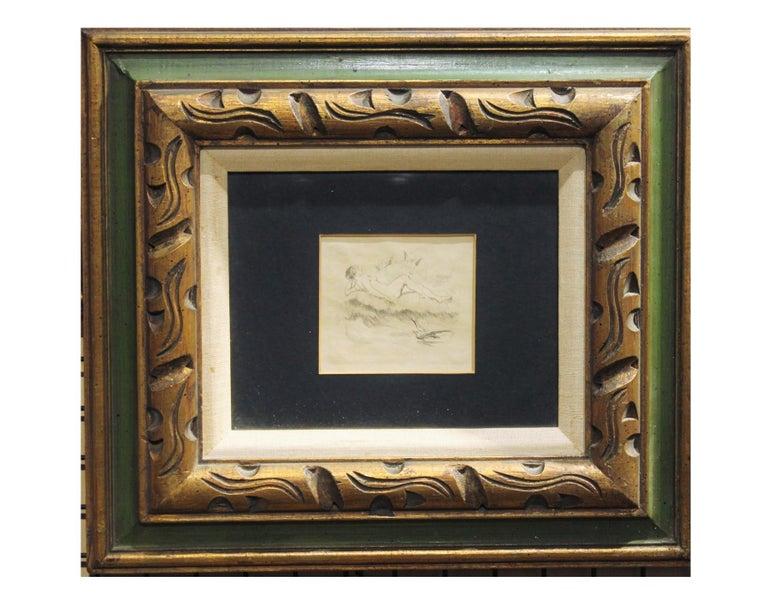 """(After) Francois Boucher Figurative Print - """"The Toilette of Venus"""""""