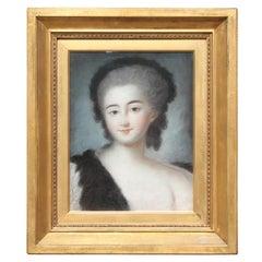 Portrait of an Upper Class Woman