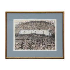 """""""Le Mur Transparent"""" Edition 4/75"""