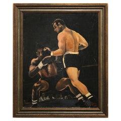 Boxing Match- Ingemar Johansson vs Floyd Patterson