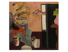 Art by Medium: Newsprint - 85 For Sale at 1stdibs