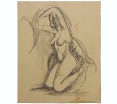 1960s Nude Drawings and Watercolours
