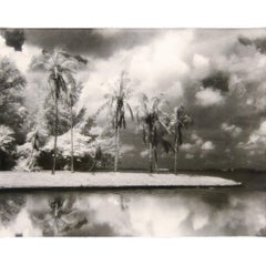 """Beach scene"" Black and White Landscape Photography"