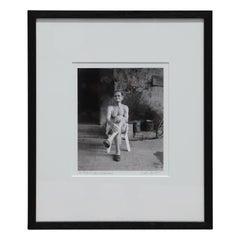 """The King"" Ha Noi, Vietnam Black and White Photograph"