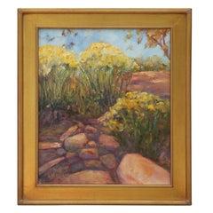 """Somewhat"" Impressionist Landscape Painting"