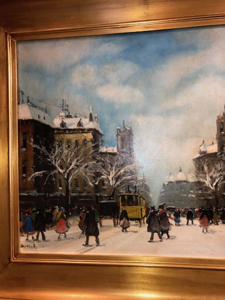 Yellow Tram For Sale 2