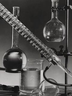 Vintage Chemistry Set Fine Art Print
