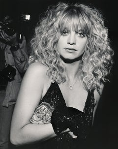 Candid Iconic Goldie Hawn Fine Art Print