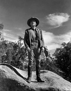 James Cagney: The Oklahoma Kid II Fine Art Print