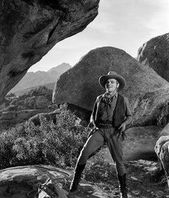 James Cagney: The Oklahoma Kid III Fine Art Print