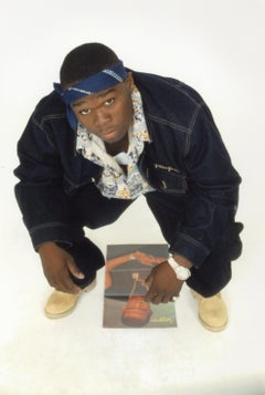 50 Cent in Color Vintage Original Photograph
