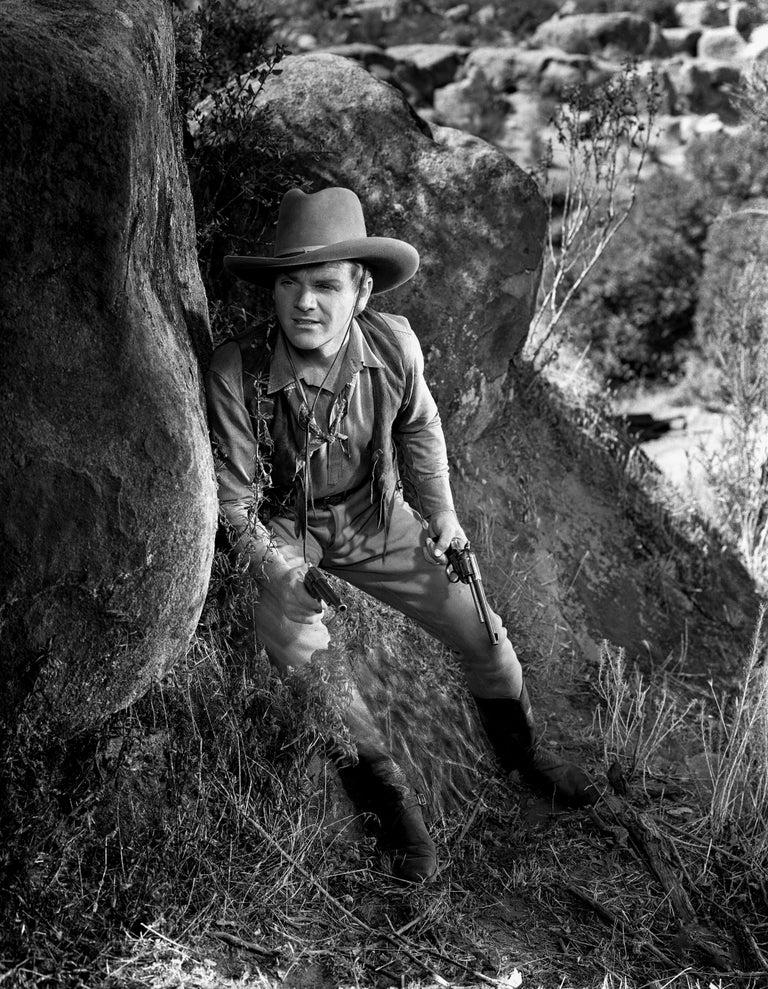 James Cagney: The Oklahoma Kid IV Movie Star News Fine Art Print 1