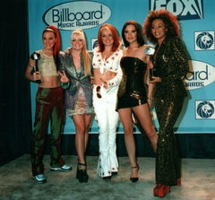 The Spice Girls at the Billboard Music Awards Vintage Original Photograph