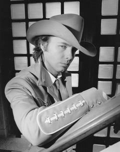 Dwight Yoakam: Country Western Star Vintage Original Photograph