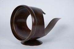 """""""Tell It"""" Brass Sculpture"""