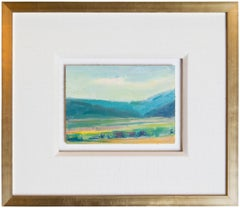 Original Landscape Oil Painting by Charles Field