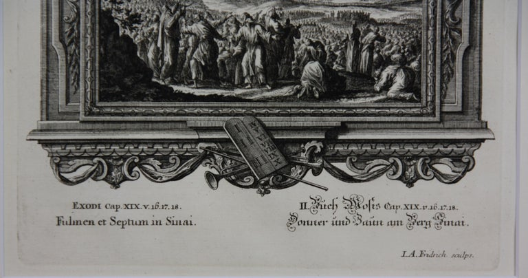 Georg Daniel Heumann was a German artist, draftsman and printmaker who was born and died in Nuremberg. He engraved works after Menkel, Desmarée, Sandrart and other artists, and was engraver to the English court as well as to the Academy of