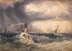 Straits of Dover  Charles Bentley  British