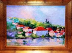 Impressionism Landscape Oil Painting Jo Ann Williams Walker