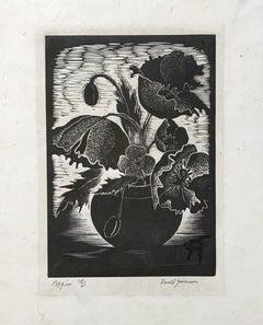 Donald Jameson Signed Ltd. Ed. Woodblock Print