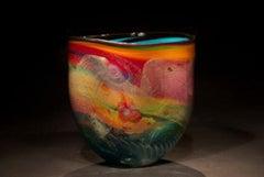 Sunset Vase