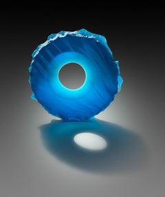 Steel Blue Circle