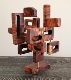 Expression In Wood #16