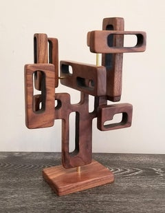 Expression In Wood #13