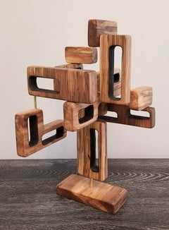 Expression In Wood #15